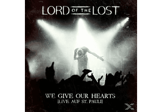 Lord Of The Lost - We Give Our Hearts (Live) (Deluxe Ed.) - (CD)