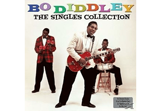 Bo Diddley - Singles Collection  - (Vinyl)