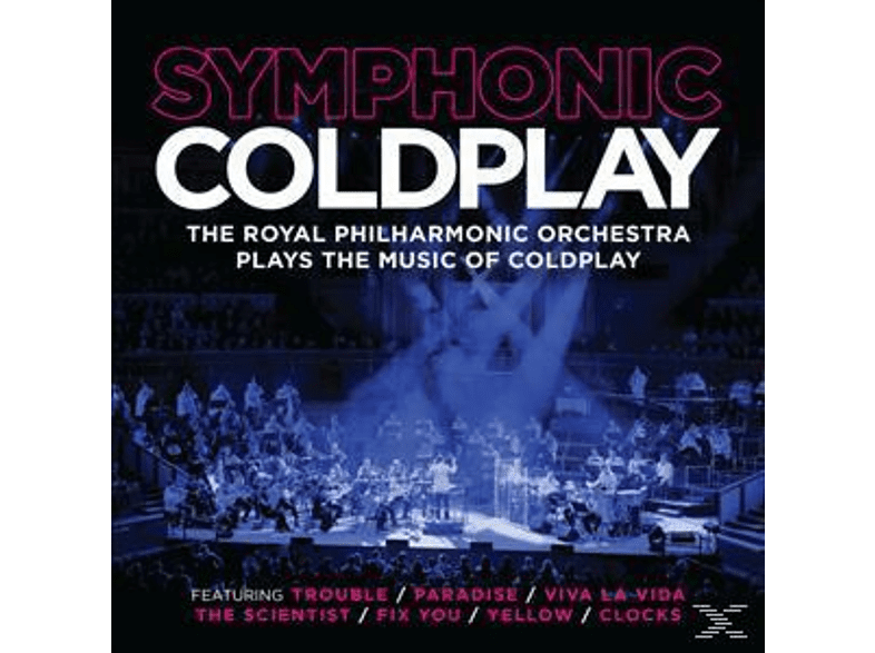 Royal Philharmonic Orchestra - Symphonic Coldplay [CD]