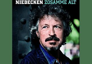 Niedecken - ZOSAMME ALT  - (CD)