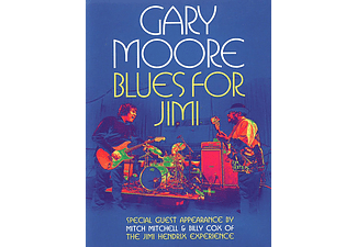Gary Moore - Blues For Jimi - Live In London 2007 (DVD)