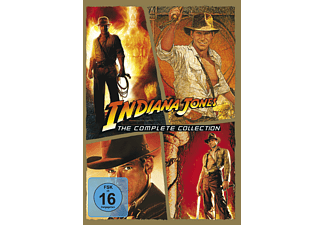 Indiana Jones – The Complete Collection (5 Discs) - (DVD)