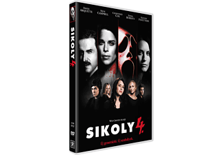 Sikoly 4. (DVD)