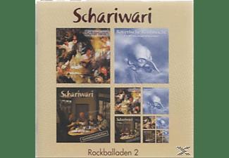 Schariwari - Rockballaden 2  - (CD)