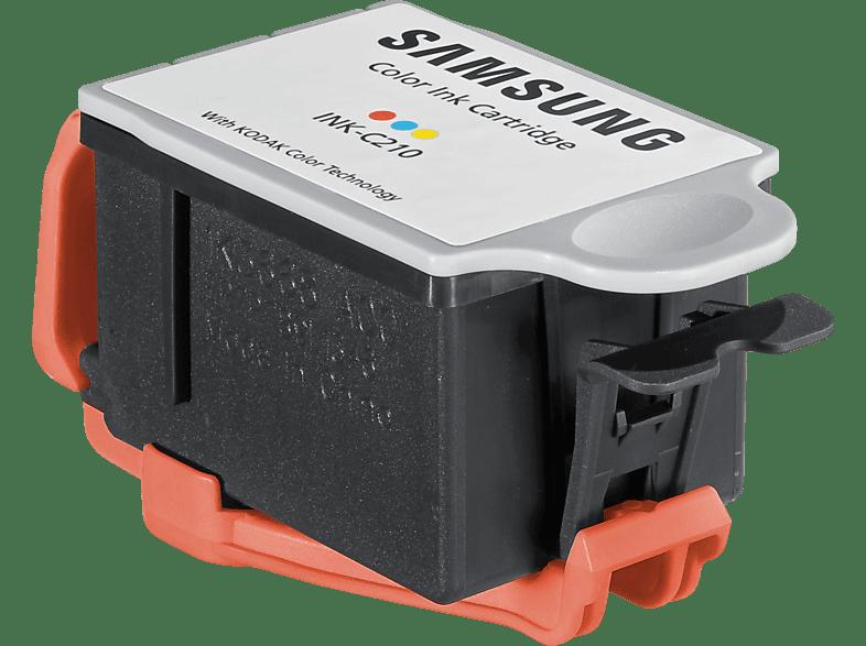 SAMSUNG C210 Tintenpatrone mehrfarbig (INK-C210/ELS)