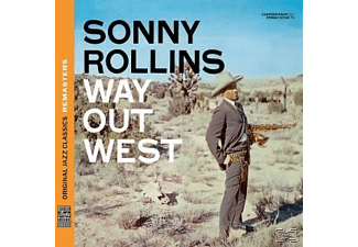 Sonny Rollins - WAY OUT WEST (OJC REMASTERS)  - (CD)