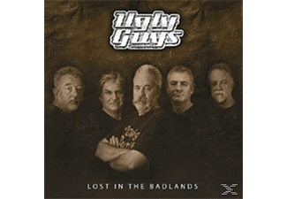 The Ugly Guys - Lost In The Badlands  - (CD)