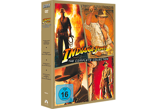 Indiana Jones – The Complete Collection (5 Discs) DVD