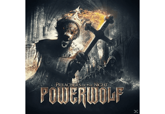 Powerwolf PREACHERS OF THE NIGHT CD