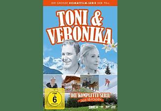Toni & Veronika-Die Komplette Heimatfilm-Serie DVD