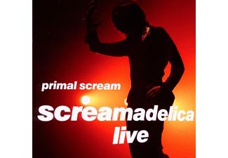 Primal Scream - Screamadelica Live (CD + DVD)