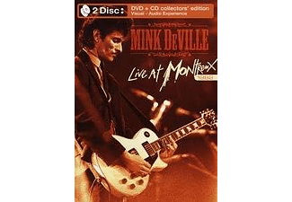 Mink DeVille - Live At Montreux (CD + DVD)