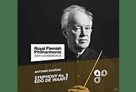 Royal Flemish Philharmonic - Antonin Dvorak - Symphony No. 8 [CD]