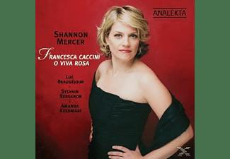 Shannon Mercer, Sylvain Bergeron, Amanda Keesmaat, Luc Beausejour - O Viva Rosa  - (CD)