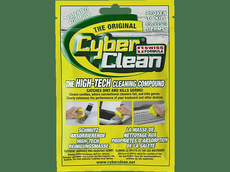 CYBERCLEAN Office Bag Reinigungsmittel, Gelb