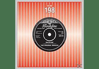 VARIOUS - Backline Vol.198  - (CD)