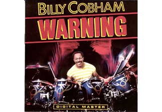 Billy Cobham - Warning (CD)