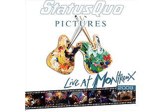 Status Quo - Live At Montreux 2009 (CD)