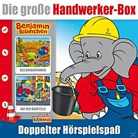 Benjamin Blümchen - Benjamin Blümchen: Handwerkerbox - [CD]