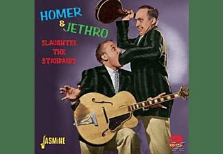 Homer & Jethro - Slaughter The Standards  - (CD)