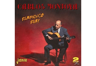 Carlos Montoya - Flamenco Fury  - (CD)