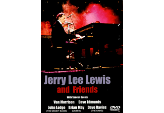 Jerry Lee Lewis - Jerry Lee Lewis and Friends (DVD)