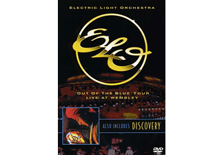 Electric Light Orchestra - Live At Wembley Also Includes Discovery - 'Out Of Blue'-Tour (DVD)