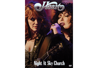 Heart - Night At Sky Church (DVD)