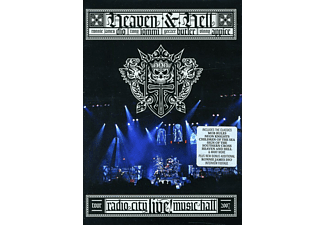 Heaven & Hell - Radio city music hall Live (DVD)