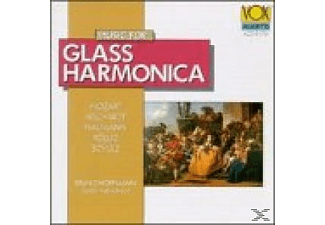 Bruno Hoffmann - Music For Glass Harmonica - (CD)