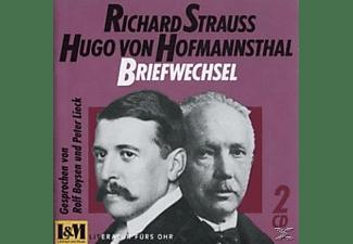- Briefwechsel - Richard Strauss, Hugo von Hofmannsthal  - (CD)
