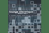 VARIOUS - LOUNGE ELECTRIQUE FUTURE CUTS [CD]