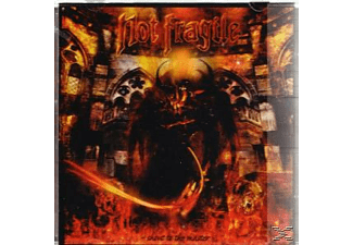 Not Fragile - Shout To The Master  - (CD)