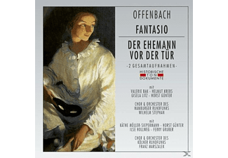 Jacques Offenbach - Fantasio / Der Ehemann Vor Der Tür  - (CD)