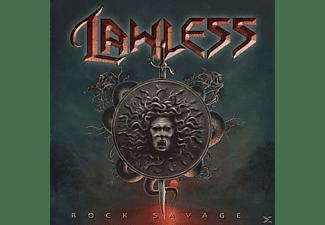 The Lawless - Rock Savage  - (CD)