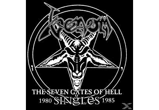 Venom - The Seven Gates Of Hell Singl.  - (CD)