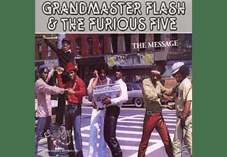 Grandmaster Flash & Furi.5, Grandmaster Flash & The Furious Five - The Message  - (CD)