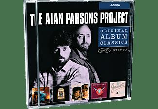 The Alan Parsons Project - Original Album Classics  - (CD)