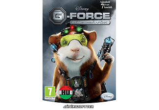 G-Force: Rágcsávók (PC)