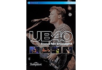 UB40 - Food For Thought (DVD)