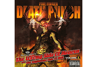Five Finger Death Punch - THE WRONG SIDE OF HEAVEN AND THE RIGHTEOUS SIDE OF HELL [CD]