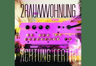 2raumwohnung - ACHTUNG FERTIG (DIGIPACK) [CD]