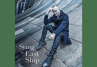 Sting - THE LAST SHIP [CD]