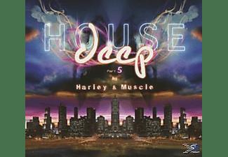 VARIOUS - Deep House Part 5  - (CD)