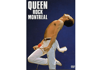 Queen - Rock Montreal 1981 (DVD)