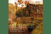 Sara Baccini, Lorenzo Falconi, Dario Goracci - Complete Music For Viola And Piano [CD]