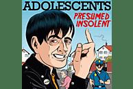 The Adolescents - Presumed Insolent [CD]