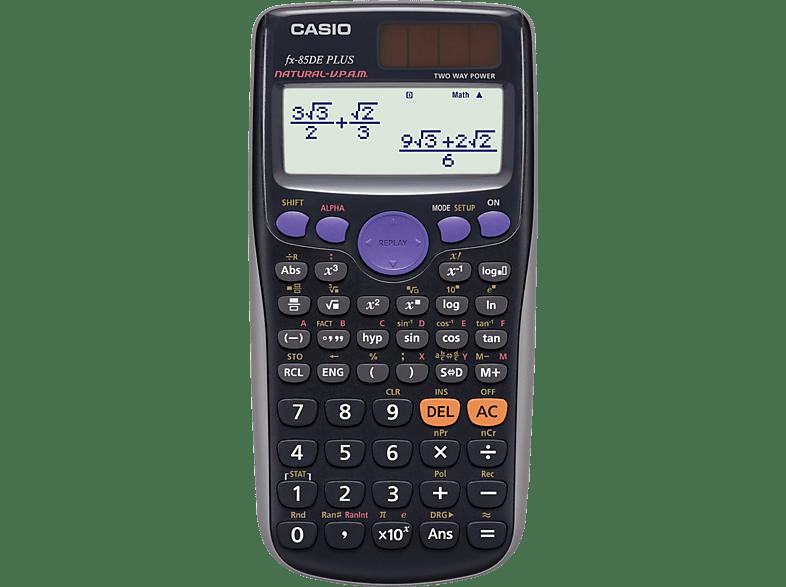 CASIO FX-85DE Plus Taschenrechner