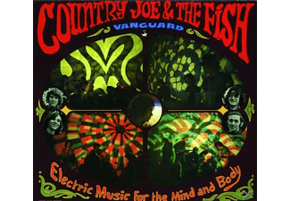 Country Joe & the Fish - Electric Music For The Mind And Body (Deluxe Edition)  - (CD)