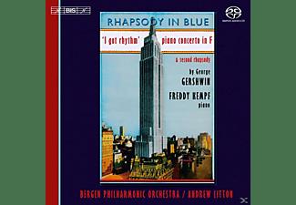 Freddy Kempf, Bergen Philharmonic Orchestra - Rhapsody in Blue  - (SACD Hybrid)